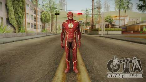 Injustice 2 - The Flash for GTA San Andreas second screenshot