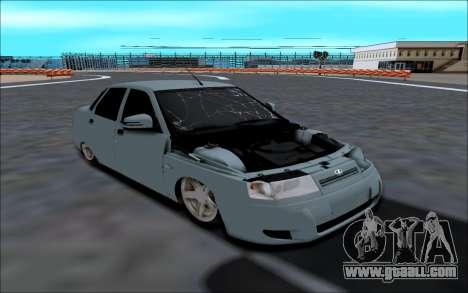 Lada 2110 for GTA San Andreas