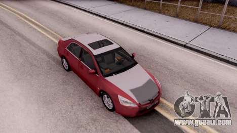 Honda Accord 2004 for GTA San Andreas right view