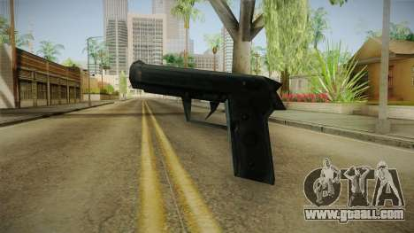 Driver: PL - Weapon 1 for GTA San Andreas second screenshot