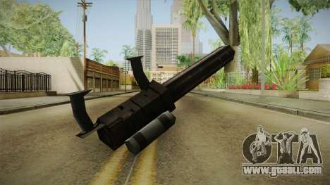 Driver: PL - Weapon 5 for GTA San Andreas second screenshot
