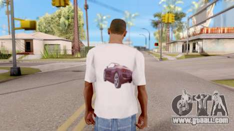 New T-Shirt for GTA San Andreas third screenshot