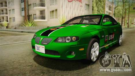 Pontiac GTO Tunable for GTA San Andreas