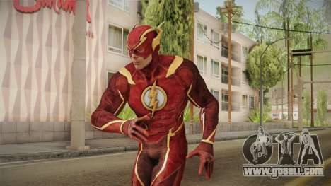 Injustice 2 - The Flash for GTA San Andreas