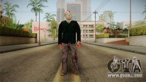 Friday The 13th - Jason v2 for GTA San Andreas second screenshot