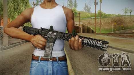Ghost Recon: Wildlands - LVOA-C for GTA San Andreas third screenshot