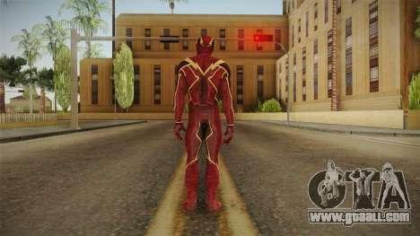 Injustice 2 - The Flash for GTA San Andreas third screenshot