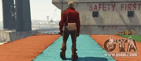 GTA 5 GOTG Star-lord third screenshot
