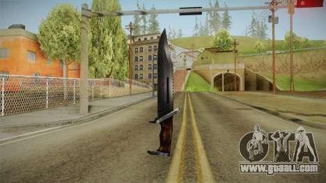 DevKnife v1.19 for GTA San Andreas second screenshot