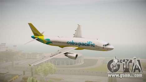 Airbus A320-214 - RP-C3242 (NC) Cebu Pacific for GTA San Andreas