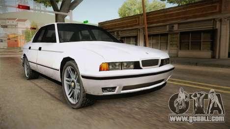 Midnight Club 2 - Schneller V8 IVF for GTA San Andreas