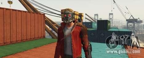 GTA 5 GOTG Star-lord