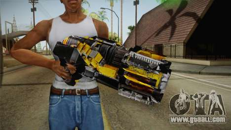 M-920 Cain for GTA San Andreas third screenshot