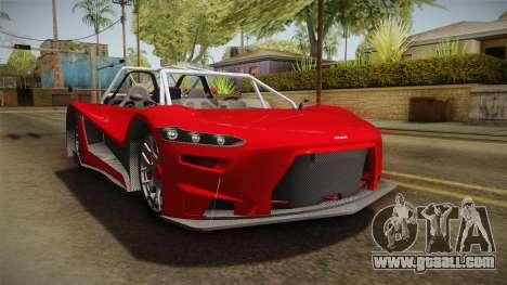 GTA 5 Hijak Ruston for GTA San Andreas