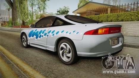 Mitsubishi Eclipse GSX 1995 HQLM for GTA San Andreas