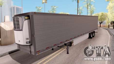Refrigerated Trailer from ATS for GTA San Andreas