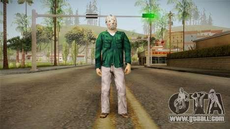 Friday The 13th - Jason v1 for GTA San Andreas second screenshot