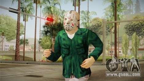 Friday The 13th - Jason v1 for GTA San Andreas