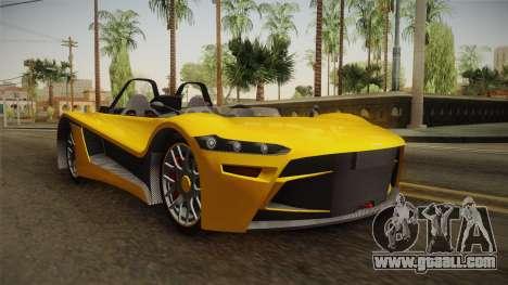 GTA 5 Hijak Ruston IVF for GTA San Andreas