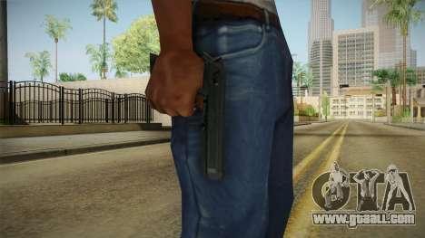 Driver: PL - Weapon 1 for GTA San Andreas third screenshot