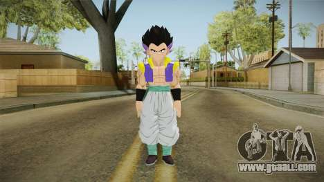 DBX2 - Gotenks SJ for GTA San Andreas second screenshot