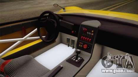 GTA 5 Hijak Ruston IVF for GTA San Andreas inner view