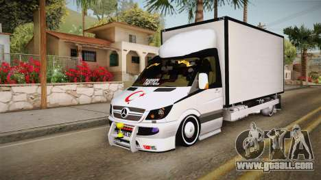Mercedes-Benz Sprinter v3 for GTA San Andreas