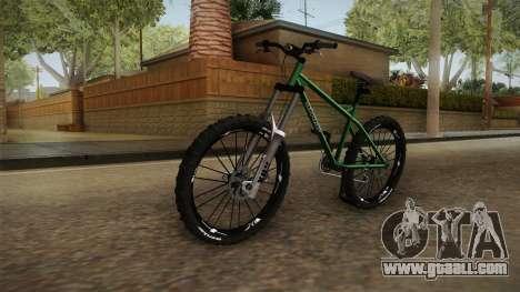 GTA 5 Scorcher for GTA San Andreas
