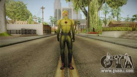 The Flash TV - Reverse Flash v3 for GTA San Andreas second screenshot