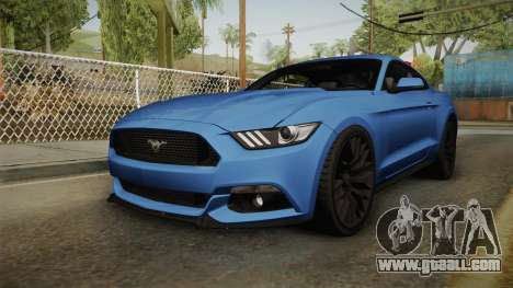 Ford Mustang GT for GTA San Andreas