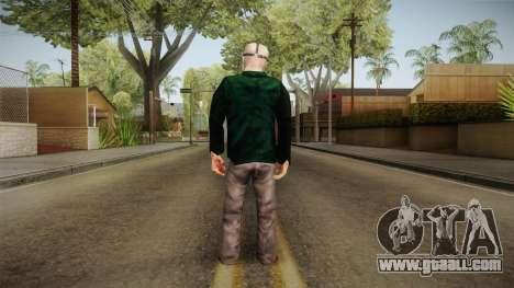 Friday The 13th - Jason v2 for GTA San Andreas third screenshot
