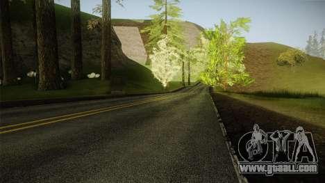 8K Country Road Textures for GTA San Andreas third screenshot