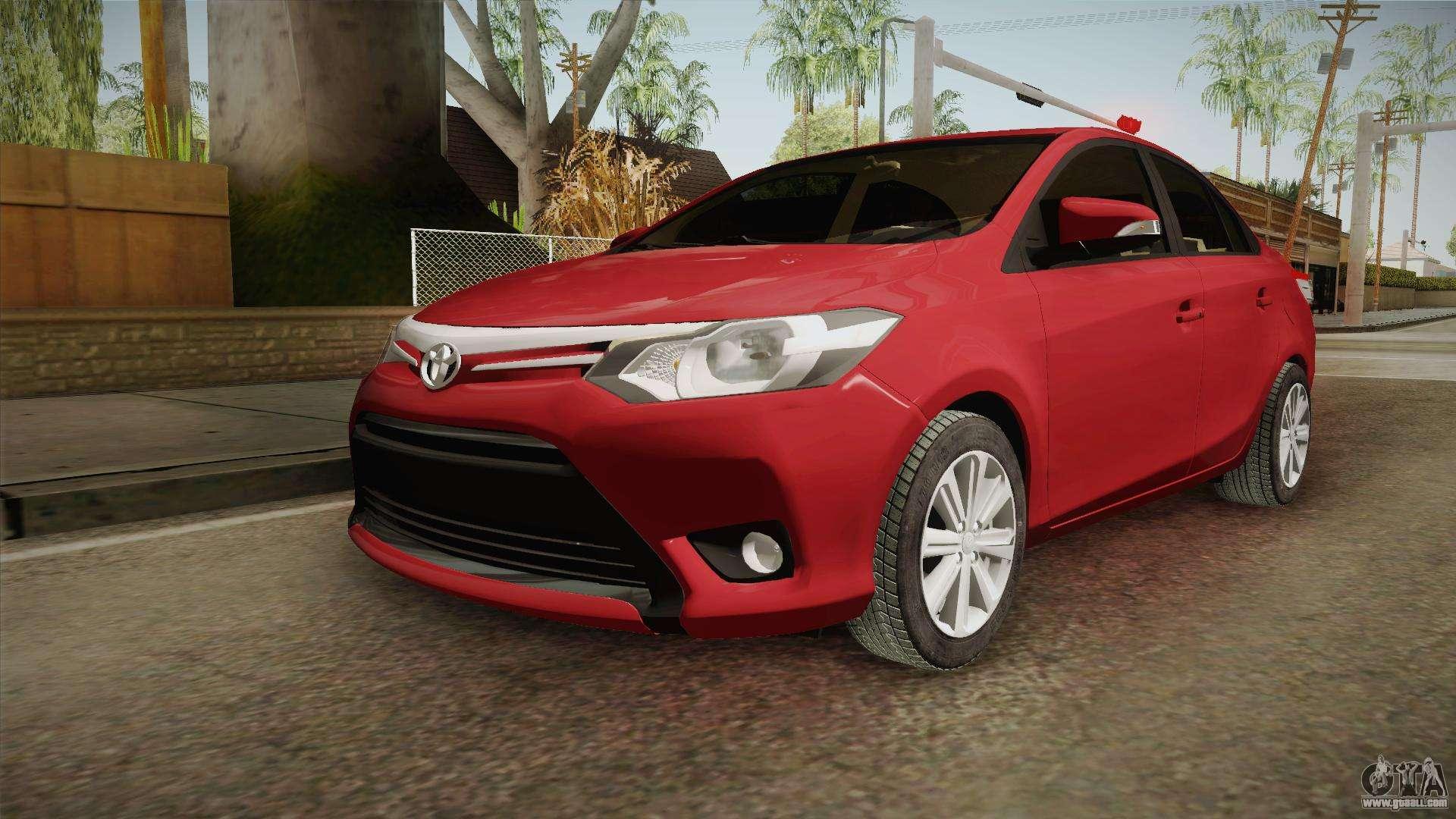 640 Mod Mobil Yaris Terbaru