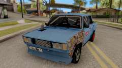 "VAZ 2105 ""Combat Classics"" for GTA San Andreas"