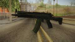 AK-12 BlackGreen for GTA San Andreas