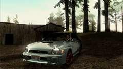 2001 Subaru Impreza WRX v 1.1 IVF [Tunable] for GTA San Andreas