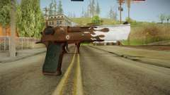 CS:GO - Desert Eagle Corroden for GTA San Andreas