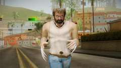 Logan Wolverine v1 for GTA San Andreas