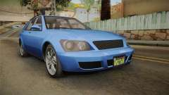 GTA 5 Karin Sultan SW for GTA San Andreas