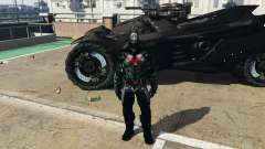 Arkham Knight Batman Beyond 2039 for GTA 5