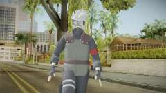 NUNS4 - Kakashi The Last Mangekyou Sharigan for GTA San Andreas