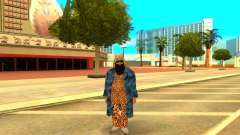 Big Russian Boss for GTA San Andreas