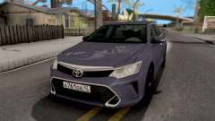 Toyota Camry 2016 for GTA San Andreas