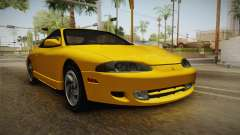 Mitsubishi Eclipse GSX 1995 HQLM for GTA San Andreas