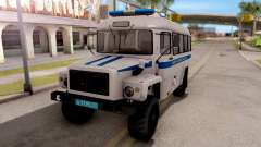"KAvZ-39766 ""Sadko"" Police Clearance for GTA San Andreas"