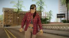 GTA 5 Vagos Chola Reskinned