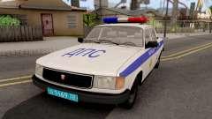 GAZ-31029 DPS Police