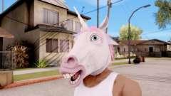 Mask Unicorn for GTA San Andreas