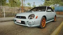 Subaru Impreza WRX Tunable