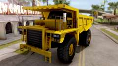 Realistic Dumper Truck for GTA San Andreas